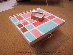 1:6th Scale table (wpnschick) Tags: barbiefurniture 16thscale playscale