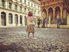 Balance #haihuiintaticie #fatherlyme #instachild #childhood #children #streetphotography #street #urbanphotography #urban #phonephotography #photographyeveryday #photography #bucharest #romania (Gabriel Balanescu) Tags: instagramapp square squareformat iphoneography uploaded:by=instagram rise