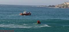 Cruz Roja y Bomberos (emergenciases) Tags: rescate lanchas barcos motodeagua bomberos cruzroja 112 emergencias acoruña galicia