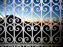 Sousse, Tunisia (Elena Scortecci) Tags: sousse susa tunisia tunisie window finestra tramonto sunset arabic arabo maghreb africa
