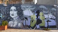 graffiti, San Francisco (duncan) Tags: graffiti sanfrancisco amandalynn