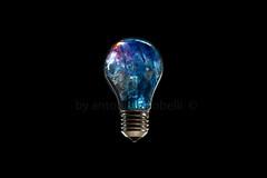 ..per idee a colori.. (Antonio Iacobelli (Jacobson-2012)) Tags: bulb lamp lampadina colori alimentari watercolor bari nikon d800 nikkor 60mm