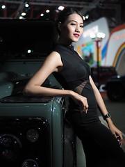 IIMS 2017's Beauties (Reza.Travilla) Tags: olympus olympuspenf olympuspen beautiful beauty beautyshot pretty women lovely