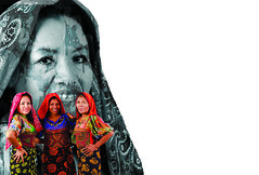 We are indigenous women leaders, listen to us, consult us! (FAO of the UN) Tags: indigenouspeoples indigenouswomen ruralwomen indigenousfoodsystems traditionalknowledge exhibition