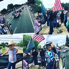 Western Festival Success!  Family fun with the seeder and squeeze in Elk Grove. #emeraldsiteservices making a mark on the community.