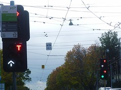 Aldridge LED Signals - Nicholson and Gertrude Streets (AS 1979) Tags: carlton led trams trafficsignals nicholsonstreet gertrudestreet aldrige