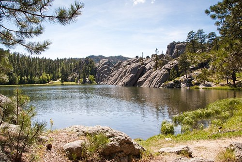Sylvia Lake, South Dakota