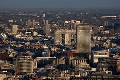 Central London Aerial view from The City (JB Raw Images) Tags: city uk morning light england urban london beautiful westminster dawn europe view capital centrallondon jbraw