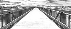 Long Bridge (ken mccown) Tags: nevada erosion wetlands mojavedesert urbanriver lasvegaswash clarkcountywetlands