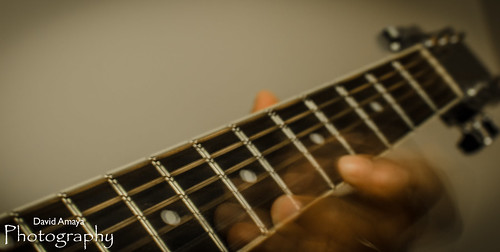 365 Project Day 53: Guitar Playing