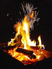 Fire and Sparks (M4gic) Tags: canon fire flames burning sparks eos40d m4gic fractalius wwwm4gicphotographycouk