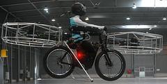 Battery Powered Flying Bike