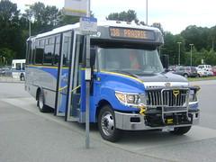 S429 (Juan_M._Sanchez) Tags: canada bus vancouver port ic community shuttle coquitlam translink cmbc