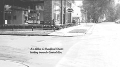 North Allen st & Bradford st  1940s  coca-cola bottling plant  albany ny (albany group archive) Tags: old plant ny st vintage allen bradford cola north 1940s albany coca bottling