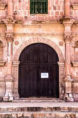 af1306_8539 (Adriana Fchter) Tags: door city cidade people peru church arquitetura photo puerta pueblo igreja porta passos deserta arqueolgico pukara arqueolgicos