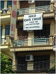 Cho thuê nhà  Hoàn Kiếm, số 969 Hồng Hà, Chính chủ, Giá Thỏa thuận, anh Kiệt, ĐT 0913275706, 01653533320