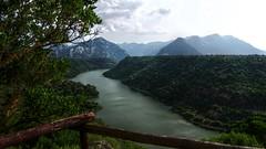 cedrino visto da Neulè (lele orpo) Tags: river sardinia gh1 cedrino neulè ecoparco
