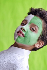 Let us Go Green ! (Commoner28th) Tags: pakistan boy love childhood painting freedom facepainting action flag joy progress happiness pride celebration direction desire fantasy dreams passion motivation choice ideas independance protection development leadership enjoyment connection beginnings determination independanceday aspirations individuality adolescence 14thaugust inspiratio confidenc gettyimagemiddleeast