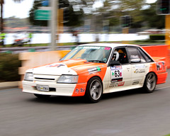 Targa West 13 Car63 (steve4441) Tags: targawest13 perth riversidedrive motion holdencommodorevkss rallycars tarmac esplanade rally autosport motorsport motorracing race motorrace