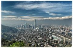 Santiago de Chile (zaqi) Tags: chile street trip travel santiago southamerica zaqi 2013