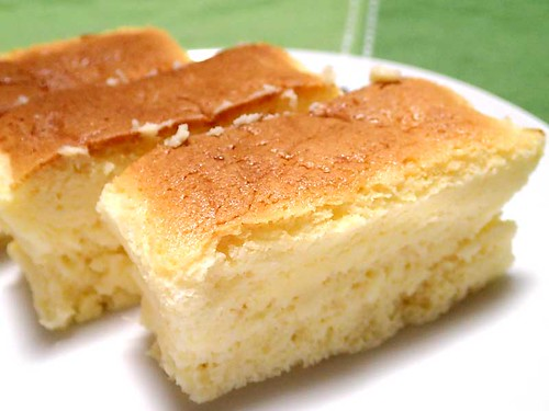 グレープフルーツチーズケーキ