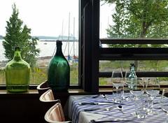 Ravintola Saari (schampon) Tags: summer restaurant archipelago