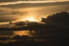 Lever de soleil - Ardèche, septembre 2013 (Hellevoet) Tags: flickr ciel ardèche ardèche