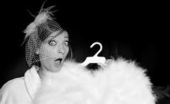 Un autre regard / surprise  ...! (BOILLON CHRISTOPHE) Tags: bw woman photo expo femme nb explore mariage amie regard nikond4 photoboillonchristophe