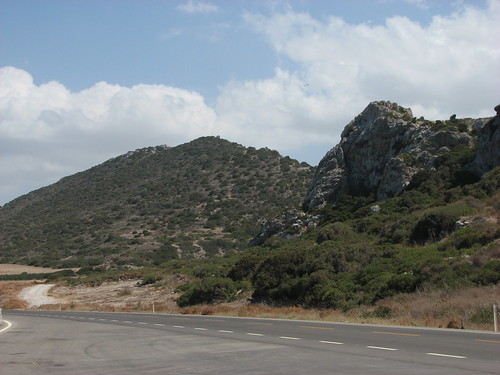 Kyrenia Mountain Range