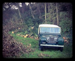 1951 Land Rover 80 (CY2010) Tags: one rover land series 80 landrover 1951 series1 80inch cy2010