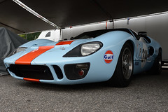 Number 314 Gulf Ford GT40 concourse (albionphoto) Tags: usa march fiat lotus ct ferrari 314 autoracing alfaromeo motorracing transam astonmartin tyrrell lakeville limerockpark historicf1 vscca vision:car=0858