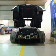 Apollo Gumpert (Flsimages) Tags: auto white car mobile speed fuji fast twin kingdom automotive super turbo saudi arabia apollo riyadh ksa gumpert xe1 speedhunter