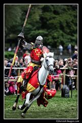 The Victor (Dervish Images) Tags: medieval knights jousting knightsonhorseback dervishimages