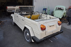 "1973 VW Thing • <a style=""font-size:0.8em;"" href=""http://www.flickr.com/photos/85572005@N00/11211969505/"" target=""_blank"">View on Flickr</a>"