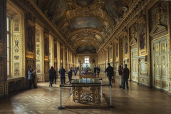 Gallerie of Apollon (orbitech_gr) Tags: paris france art museum hall louvre antique musee salle antiquities apollon
