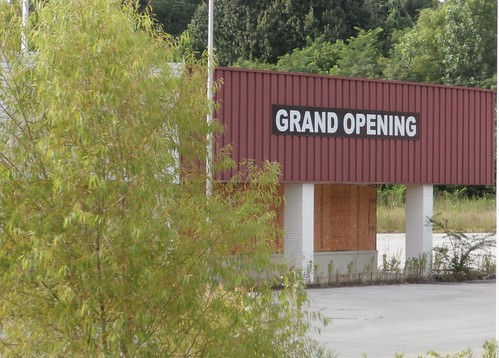 Day 340 - More grand opening gone awry