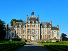 Château de Balleroy (Calvados), 25 juillet 2009. (Guillaume Cingal) Tags: juillet château calvados balleroy châteaux mansart