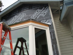 Bay Window Addition - During(1u9h)