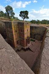 Lalibela, Ethiopia (DarkB4Dawn) Tags: africa history church rock jerusalem historic unesco ethiopia orthodox lalibela rockcut rockhewn darkb4dawn henrikbergerjrgensen henrikjrgensen nikond800e