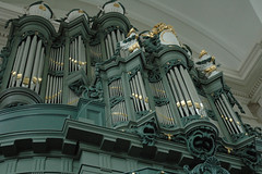 Harlingen - Grote Kerk (Schnarp) Tags: netherlands pipe nederland organ anthony organo kerk antoni friesland fryslan orgel harlingen zaandam grote orgue albertus anthoni flentrop hinsz