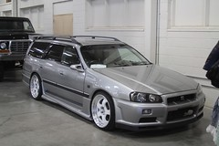 1997 Nissan Stagea station wagon (dave_7) Tags: