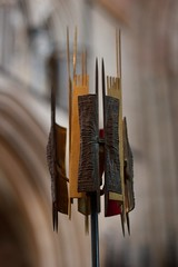 Quire Lanterns (itmpa) Tags: uk light england slr modern choir canon lantern 20thcentury anglican worcester 30d churchofengland worcestercathedral quire canon30d tomontour tomparnell itmpa thecathedralchurchofchristandtheblessedmarythevirginofworcester archhist worcesterpriory quirelantern
