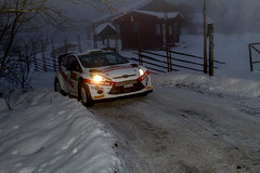 IMG_9173_Marco Rimola_EOS 7D_07_02_2014 (Marco Rimola) Tags: snow ford ice car fiesta mud sweden rally karlstad wrc rs motorsport drift rallycar rallysweden wrc2 rallysweden2014 hagfrs