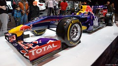 Infinity Red Bull Racing RB9 (Imagination04) Tags: auto show red chicago illinois nikon infinity bull racing il nikkor vr 2014 2485 rb9 afs2485mmf3545gedvr