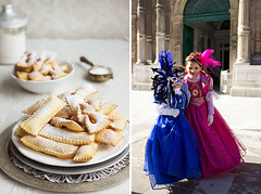 """ITALIAN carnival sweets """"Bugie"""" (Gelmina / TartAmour) Tags: carnival italy food white cooking italian italia sweet cook malta pasta sugar process carnevale making valletta cenci foodblog foodphotography chiacchiere deliscious bugie foodblogger foodstyling italiankitchen"""