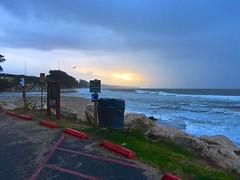 Goleta Beach Breach