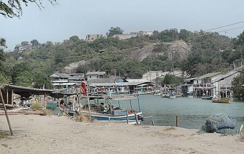 Vissershaven  Khao Takiab 2