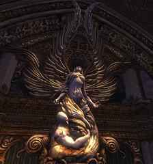 021_castlevanghol (schatterj) Tags: shadow castle gabriel spider pc los screenshot gnome dragon mask grim reaper belmont witch wizard vampire dracula satan videogame troll cornell ghosts camilla titan alucard lords necromancer konami nvidia castlevania gtx sobek actionadventure 780 theforgottenone mercurysteam brotherhoodoflight wererwolf hackandslay