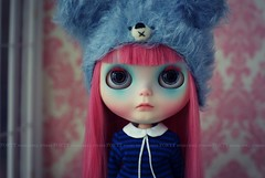 A Doll A Day. Apr 12. The Eyes Have It.