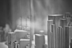 Kasimir Malévitch, 1878-1935, Ornements suprématistes, 1927-1928, dét., Centre Pompidou, Paris (Quentin Verwaerde) Tags: musée tableau painting paris centrepompidou museum verwaerde quentinverwaerde malévitch suprématiste suprematiste construction immeubles maquette hauteur verticalité bladerunner froid élan noiretblanc suprematist buildings model height verticality cold blackandwhite